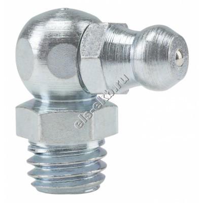 Пресс-масленка коническая угловая 90° H3, оцинкованная закаленная сталь PRESSOL М8x1,25 VZ, SK, SW 9, арт. 15210140