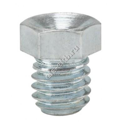 Пресс-масленка воронкообразная D1 оцинкованная закаленная сталь PRESSOL М6x1 VZ, SK, SW 7, арт. 15607