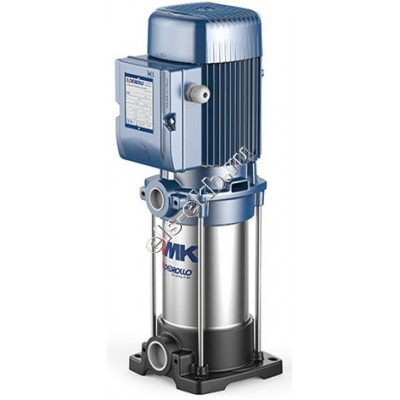 Насос многоступенчатый PEDROLLO MK 8/6-N (Qmax=10,8 м³/час; Hmax=82 м; 380В; 2,2 кВт; чугун, t≤40°C)