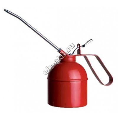 Маслёнка металлическая GROZ MP21R/F, арт. 41430 (200 мл; с насосом)