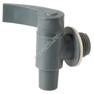 Кран сливной PRESSOL, арт. 21088 (для канистр для воды)