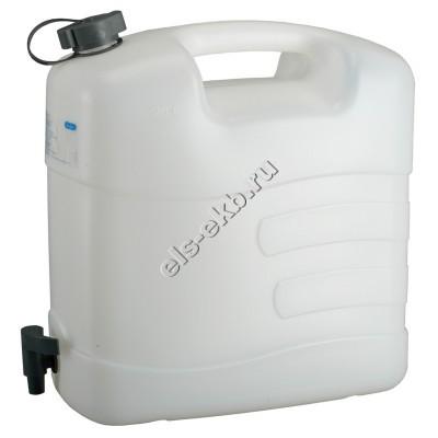 Канистра для воды PRESSOL, арт. 21167 (20 л; с краном)