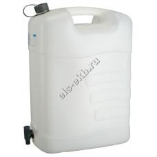 Канистра для воды PRESSOL, арт. 21169 (35 л, с краном)