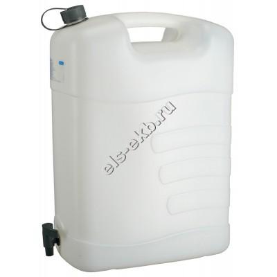 Канистра для воды PRESSOL, арт. 21169 (35 л; с краном)