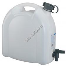 Канистра для воды PRESSOL, арт. 21173 (10 л; с краном)