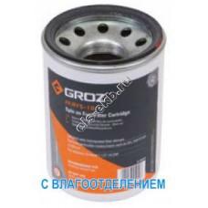 Картридж для фильтра FFS/10WB/BSP GROZ FF/FFS/10-WB, арт. 45911 (Qmax=75 л/мин; 10 мкм; с влагоотделением)