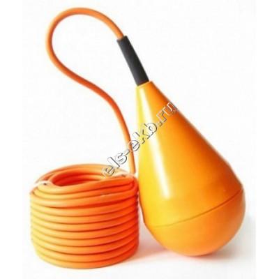 Выключатель поплавковый AIKON FS-1-20 (12-250В; кабель 20 метров)