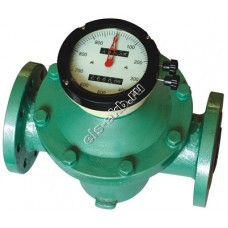 Счетчик механический АМПИКА FM-I-25 (20-120 л/мин, бензин, дизель, керосин, масла)