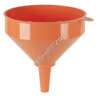 Воронка пластиковая для топлива и масла PRESSOL, арт. 02367 (Ø250 мм; 3,2 л)