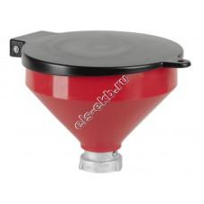 Воронка комбинированная для отработанного масла PRESSOL, арт. 02569 (Ø250 мм, 3,2 л, с крышкой)