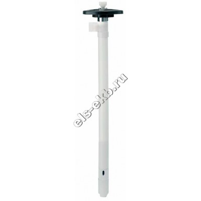 Насос бочковой без привода LUTZ PVDF 41-L-DL, HC, 1000 мм, арт. 0122-205 (Qmax=116 л/мин; Hmax=36 м)