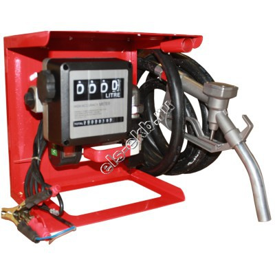 Мини АЗС для дизельного топлива АМПИКА TB-40 DC12 (Qmax=35 л/мин; 12В)