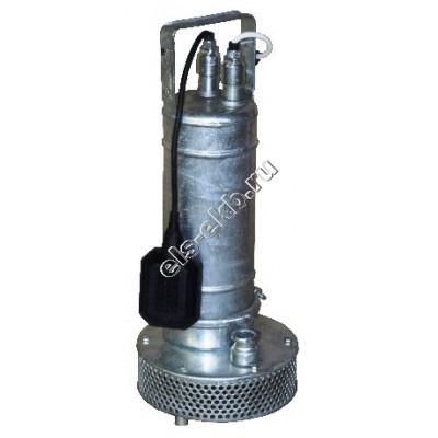 Насос дренажный погружной ГНОМ 10-10_380В с поплавком (Qmax=10 м³/час; Hmax=10 м; 380В; 1 кВт; t ≤ +35°C)