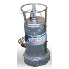 Насос дренажный погружной ГНОМ16-16_380В с рубашкой охлаждения (Qmax=19 м³/час; Hmax=16 м; 380В; 1,5 кВт; кабель 5 метров; t ≤ +35°C)