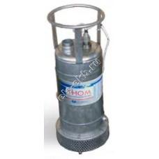 Насос дренажный погружной ГНОМ 25-20Тр с рубашкой охлаждения (Qmax=30 м³/час; Hmax=20 м; 380В; 2,2 кВт; кабель 5 метров; t ≤ +60°C)