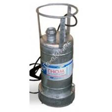 Насос дренажный погружной ГНОМ 40-25 с рубашкой охлаждения (Qmax=44 м³/час; Hmax=25 м; 380В; 4 кВт; кабель 5 метров; t ≤ +35°C)