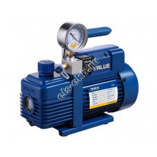 Насос вакуумный VALUE V-i220SV (Qmax=51 л/мин; 220В)