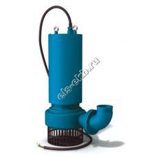 Насос дренажный погружной ГНОМ 100-25 (Qmax=140 м³/час; Hmax=45 м; 380В; 11,0 кВт; кабель 8 метров; t ≤ +35°C)