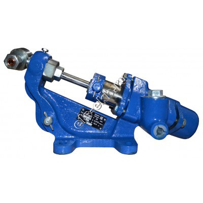 Насос опрессовочный ручной ГН-200М (Pmax=200 атм, Qmax=6,1 л/мин, (без шланга и манометра))