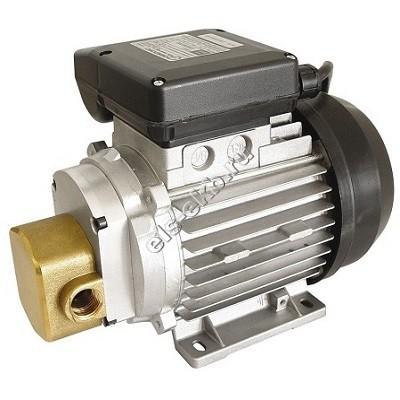 Насос шестеренный GESPASA EA 88-0,74, арт. 03070 (Qmax=1,5 м³/час; Pmax=10 атм; 0,74 кВт; 220В)