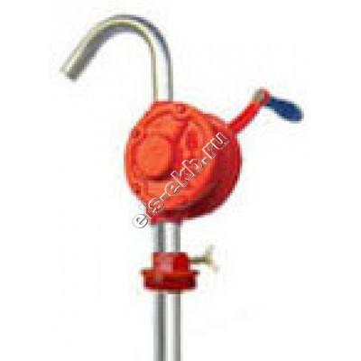 Насос бочковой ручной АМПИКА HS-25 (Qmax=0,25 л/цикл; Hmax=5 м)