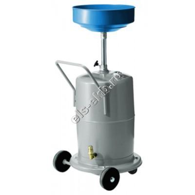 Установка для слива масла PRESSOL, арт. 27035 (75 л; с БРС)