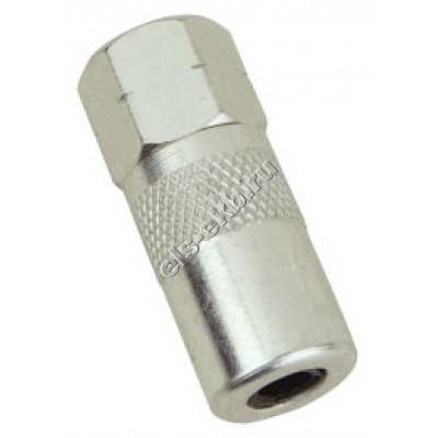 """Насадка смазочная для конических пресс-масленок типа Н GROZ HC/14/4/B, арт. 43500 (1/8"""" BSPT, 408 атм, Ø15 мм)"""
