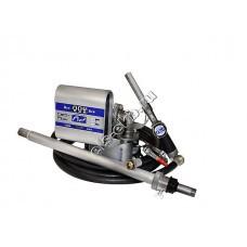 Комплект бочковой для дизельного топлива электрический ADAM PUMPS DRUM TECH 12-40-TF (Qmax=40 л/мин, 12В, со счетчиком)