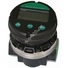 Счетчик электронный АМПИКА OGM-50E (30-300 л/мин; дизель, керосин, масла)