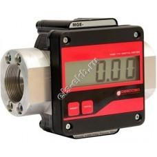 Счетчик электронный GESPASA MGE-250, арт. 32503 (10-250 л/мин; масло до SAE 140, дизель)