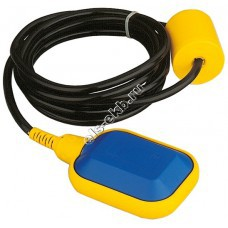 Выключатель поплавковый PEDROLLO 0315/10 PVC (12-250В, кабель 10 метров)