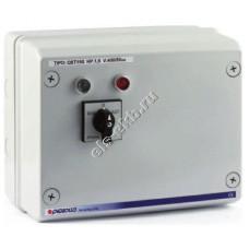 """Пульт управления для 4"""" и 6"""" насосов с датчиками уровня PEDROLLO QST 100 (380В; 0,75 кВт)"""