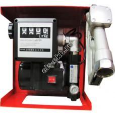 Мини АЗС для дизельного топлива АМПИКА TP-60 AC220 (Qmax=60 л/мин, 220В)