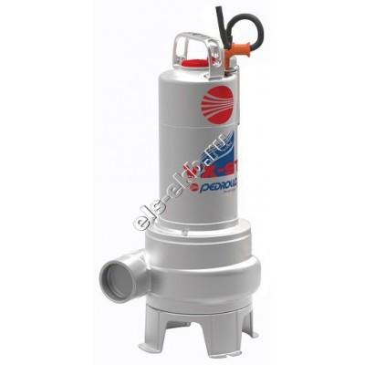 Насос фекальный погружной PEDROLLO VX 15/35-ST (Qmax=30 м³/час, Hmax=15 м, 380В, 1,1 кВт, кабель 10 метров)
