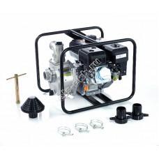 Мотопомпа бензиновая для слабозагрязненной воды KOSHIN SEV-50X (Qmax=37,2 м³/час, Hmax=27 м, DN 50, двигатель: Koshin K180)