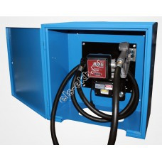Мини АЗС для дизельного топлива BENZA 25-220-57Р (Qmax=57 л/мин; 220В)