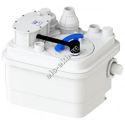 Канализационная станция для стоков с отходами SFA SANICUBIC 1 IP67 NM (Qmax=200 л/мин, Hmax=11 м)