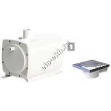 Насос санитарный для душа SFA SANIFLOOR 1 (Qmax=30 л/мин, Hmax=3 м)