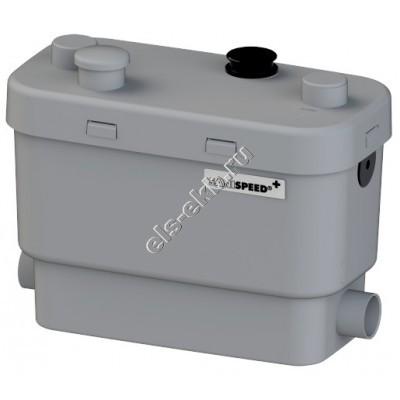 Насос санитарный для ванной и кухни SFA SANISPEED (Qmax=120 л/мин; Hmax=7 м)