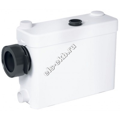 Насос-измельчитель санитарный для туалета SFA SANIPACK (Qmax=90 л/мин; Hmax=5 м)