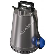 Насос дренажный погружной ZENIT DR-STEEL 37 M5 0 TCG 10/SH с рубашкой охлаждения и поплавком (Qmax=9 м³/час; Hmax=13,6 м; 220В; 0,37 кВт; кабель 5 метров с вилкой)