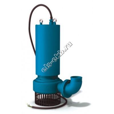 Насос дренажный погружной ГНОМ 50-25 (Qmax=90 м³/час; Hmax=35 м; 380В; 7,5 кВт; кабель 8 метров; t ≤ +35°C)