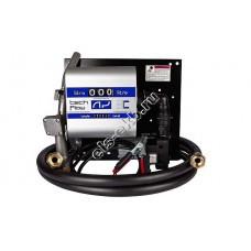 Мини АЗС для дизельного топлива ADAM PUMPS WALL TECH 12-40 (Qmax=40 л/мин, 12В)