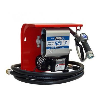Мини АЗС для дизельного топлива ADAM PUMPS HI-TECH 230-60 (Qmax=60 л/мин; 220В)
