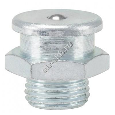 Пресс-масленка плоская M22, Ø 22 mm, оцинкованная закаленная сталь PRESSOL М16x1,5 VZ, SK, SW 22, RK, арт. 57523