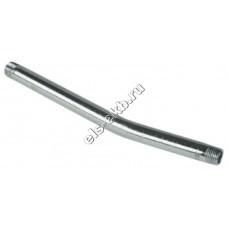 Удлиннитель жесткий для смазочного шприца PRESSOL, арт. 12635950 (М10x1, 400 атм, 200 мм , изогнутый)