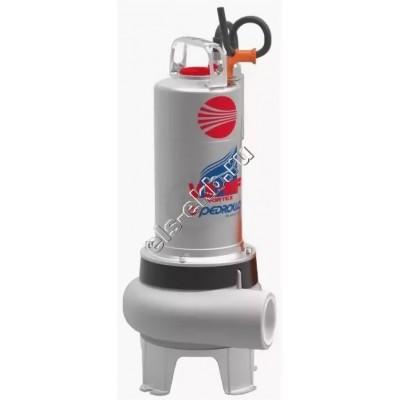 Насос фекальный погружной PEDROLLO VX 10/35-MF (Qmax=24 м³/час, Hmax=11 м, 380В, 0,75 кВт, кабель 10 метров)