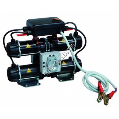 Насос лопастной PIUSI ST200 DC 24V, арт. F00318000 (Qmax=185 л/мин; Hmax=20,0 м; 24В)