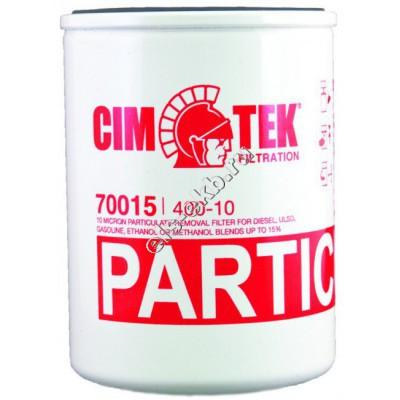 Картридж для фильтра CIM-TEK 400-10, арт. 70015 (Qmax=90 л/мин; 10 мкм)
