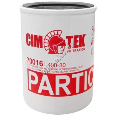 Картридж для фильтра CIM-TEK 400-30, арт. 70016 (Qmax=90 л/мин; 30 мкм)